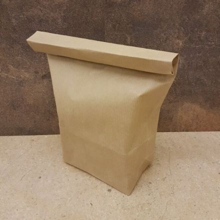 Block Bottom Bags - Small - 250